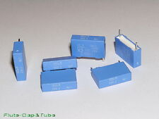 6pcs Vishay BC 0.1uF 100nF 275Vac Suppression MKP Class X2 Capacitors.MKP336 X2