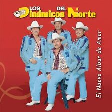 El Nuevo Albur de Amor by Los Dinamicos del Norte (CD, May-2002, Sony Music D...