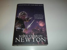 City Of Ruin - Legends Of The Red Sun by Mark Charan Newton SC new UK edition