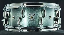Yamaha OAK Loud Series 14x5.5 Snare Drum BLACK SPARKLE SUNBURST (NSD1455-BSS)
