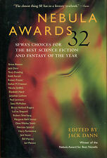 Nebula Awards 32-First Edition/DJ-1998-Lucius Shepard, Silverberg, Jack Vance