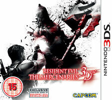 Nintendo 3DS Resident Evil: The Mercenaries 3D (Ninte VideoGames