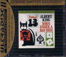 King, Albert Born under a Bad Sign MFSL Gold CD UII ohne J-Card OOP