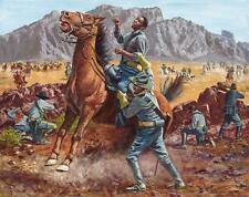 """The Rescue"" Don Stivers Limited Edition Giclee Print - US Cavalry"