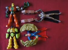 Mixed Lot of 4 DC Action Figures - 6 Inch