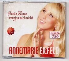 Annemarie Eilfeld Maxi-CD Santa Klaus Vergiss Mich Nicht - 3-track CD