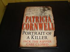 Portrait of a Killer: Jack the Ripper Case Closed By Patricia Cornwell Hardcover