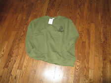 usmc,sweat shirt , pt,new old stock,50%/50%,,Xlarge,nsn included