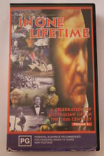 John Laws In One Life Time-CLASSIC RARE VHS PAL  'AS NEW'