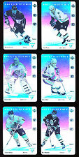 1991 92 UD McDONALD HOCKEY FIRST YEAR COMPLETE SET + 6 HOLO PATRICK ROY GRETZKY