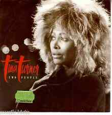 "Tina Turner - Two People ★ 7"" Single Vinyl"