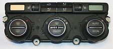VW Passat B6 2006-2010 Dash AC Climate Control Heated Seats Unit 3C0 907 044 AD