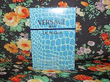 Versace Man Eau Fraiche 3.4oz Men's Eau de Toilette 100mL Brand New EDT 3.4 oz