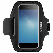 OPEN BOX: Belkin Universal Smartphone/MP3 Armband - Large - Black F8M953BTC00