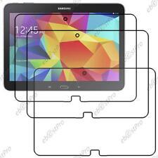 Lot x3 Film Protection Ecran Cristal Transparent Galaxy Tab 4 10.1 SM-T530