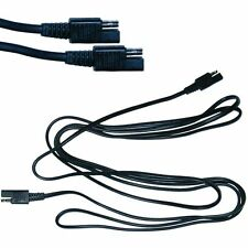 3m Solar Panel Extension Cable Lead 12V SAE Connectors  FREE DELIVERY