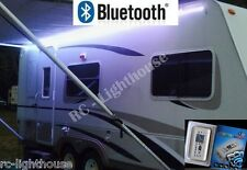 RV LED Camper Awning 16 ft LED Light Set Rect Remote WIFI 5050