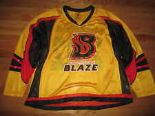 BLOOMINGTON BLAZE 2012 SEASON TICKET HOLDER (XL) Jersey