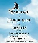 BOOK/AUDIOBOOK CD Kate Braestrup Memoir MARRIAGE AND OTHER ACTS OF CHARITY