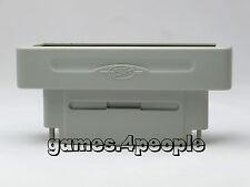 Fire juegos de importación-adaptador (US NTSC jap en PAL) para Super Nintendo/SNES