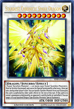 Yugioh Stardust Chronicle Spark Dragon YF09-EN001 (UR) IN STOCK SHIPS NOW