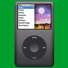 BRAND NEW! Apple iPod Classic 7th Generation Black (160 GB) MC297LL/A  WARRANTY!