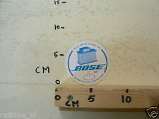 STICKER,DECAL BOSE 901 YOU CAN HEAR THE DIFFERNCE NOW