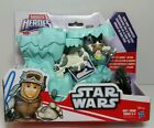 Galactic Heroes Star Wars Hoth Adventure Set With Luke skywalker Playschool