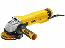 DEWALT - DWE4206K-LX115mm Mini Grinder With Kitbox 1010 Watt 110 Volt