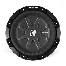 KICKER CompRT8 2x1Ohm 8 Zoll 20cm Subwoofer Chassis piatto subwoofer Kicker