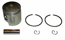 Suzuki TS50X TS50ER piston kit standard, 50cc barrel (80-03) 41.00mm bore size