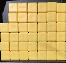 Bloxels Build Your Own Video Game REPLACEMENT BLOX Blocks 40 blocks YELLOW