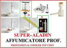 PISTOLA AFFUMICATORE PROFESSIONALE SUPER ALADIN INOX 10/0003 951600 SMOKERS PROF