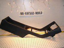 Mercedes W126 SEC/SE/SEL front BLUE Long center Genuine Mercedes OEM 1 Console