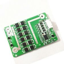 12V 50A Battery Protection BMS Board Balance for 4 Packs LiFePo4 Batterie CAR