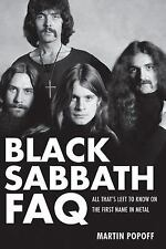Black Sabbath FAQ - All That's Left to Know on the First Name in Metal (Faq Ser