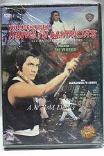 the magnificent kung fu warrior ntsc import dvd