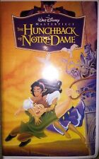 BRAND NEW The Hunchback of Notre Dame VHS, 1997~Masterpiece Collection #7955