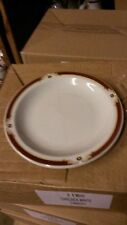 Wood and Sons Balmoral 18cm. (7ins.) Tea/ Side Plates x 2.