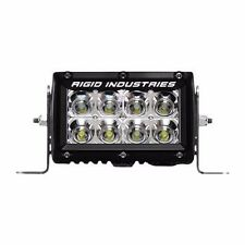 FITS ALL MAKES AND MODELS RIGID 4'' FLOOD E-SERIES LED LIGHT BARS..