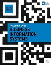 Business Information Systems by Paul Beynon-Davies (2013, Paperback, New...