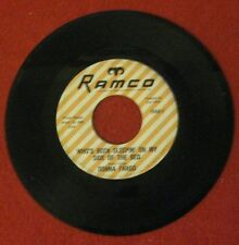 """DONNA FARGO """"WHO'S BEEN SLEEPING ON MY SIDE OF THE BED"""" RAMCO 1988-1 LQQQK!!"""