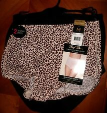 MARILYN MONROE TWO INTIMATES SHAPEWEAR BRIEF SIZE M  NEW WITH TAGS