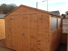 10 x 6 APEX GARDEN SHED / WOODEN SHEDS