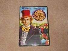 NEW, WILLY WONKA & THE CHOCOLATE FACTORY,  DVD