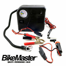 Bikemaster Mini Air Compressor Flat Tire Repair Inflate Portable Victory Buell