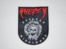 INEPSY NUCLEAR NIGHTMARE EMBROIDERED PATCH