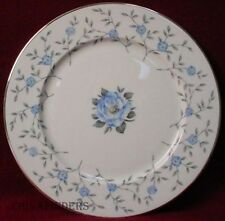 ANCESTRAL china BLUE LACE pattern DINNER PLATE