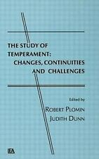 The Study of Temperament: Changes, Continuities, and Challenges