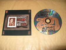 Zachary Richard Snake Bite Love cd 12 tracks 1992